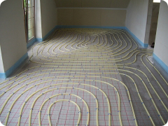 Underfloor heating installation lambeth se11